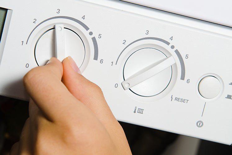 Tquanto impostare temperatura caldaia