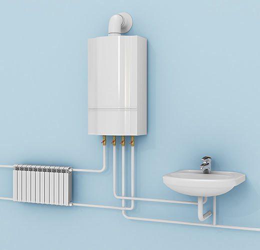 impianto di riscaldamento
