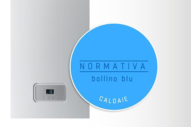 normativa bollino blu caldaie